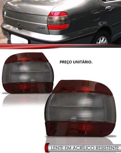 Lanterna Traseira Siena 97 98 99 2000