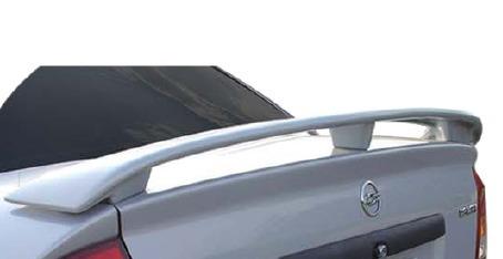Aerofolio Traseiro Astra 99 00 01 02 Sedan Sem Brake Light