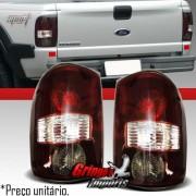 Lanterna Traseira Ranger 2004 AT� 2010 Bicolor