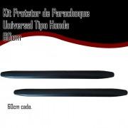 Protetor Parachoque Universal Preto Tipo Honda 60cm