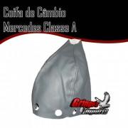 Coifa do C�mbio Mercedes Classe A Cinza