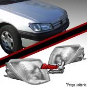 Lanterna Dianteira Pisca Peugeot 306 1993 a 1997