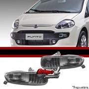 Pisca Parachoque Fiat Punto 2013 Original