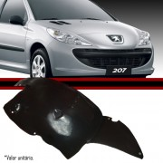 Parabarro Peugeot 207 Parte Da Frente Dianteiro + Brinde