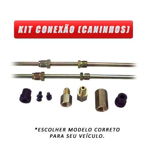 Trava Carneiro com Chave Keso + Kit de Instalação