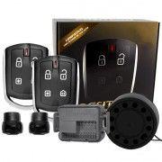 Alarme Automotivo Cyber PX 330 Compat�vel com Sensor de viola��o Controle de Presen�a e Aplica��o Universal - General Car