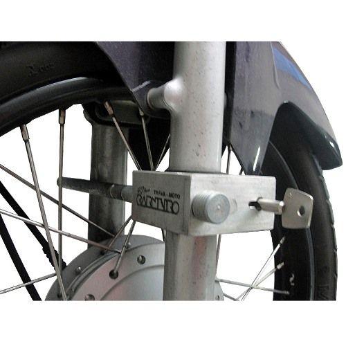 Kit Trava Carneiro Para Motos com  Aplicação Universal