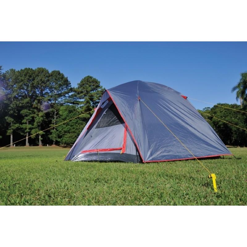 Barraca Camping Montagem Automátia 5 Pessoa