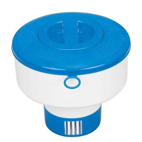 Dispensador Flutuante Cloro Produto Quimico 17,80 Cm - Intex