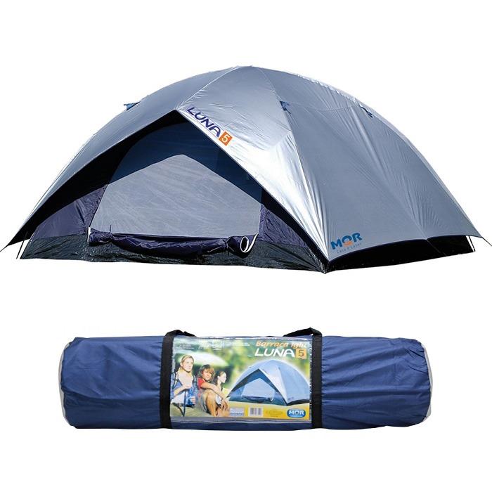 Barraca Camping Luna 5 Pessoas Mor 2,40 X 2,40