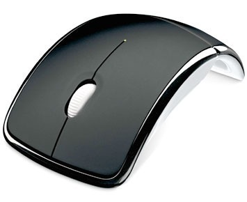 Folding Mouse S/ Fio 2.4 Ghz Usb Wireless 10 m Desktop
