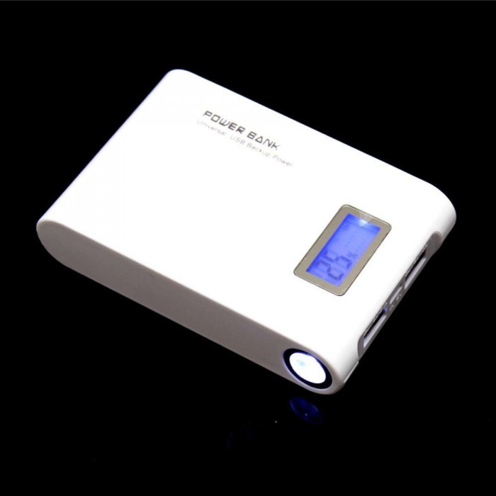 Carregador Portatil Celular Tablet 8000 mAh - Power Bank