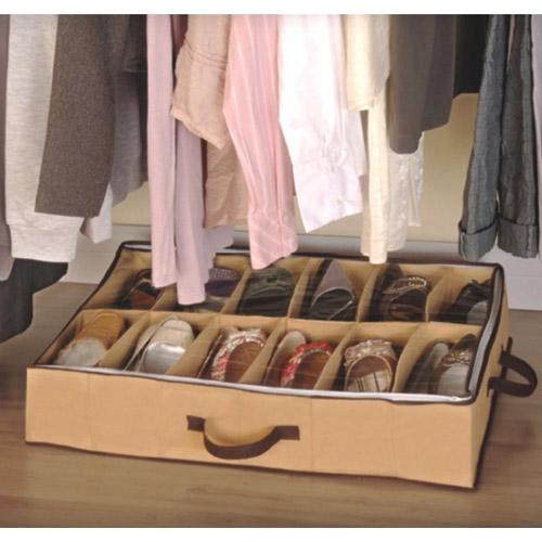Sapateira Organizadora Flexivel De Sapatos 12 Pares - Ordene
