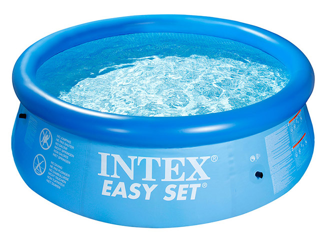 Piscina Inflável Easy Set Intex 5.621 Litros