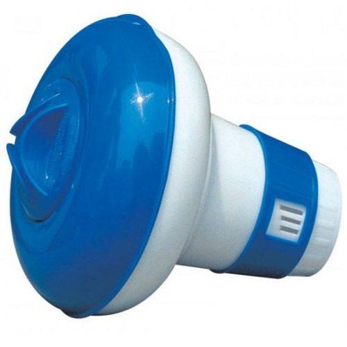 Dispensador Flutuante Cloro Produto Quimico 12,7 Cm - Intex