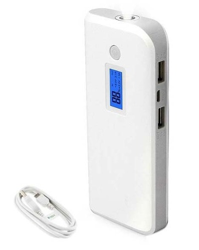 Power Bank Bateria Extra Portátil Usb Universal 9.000mah