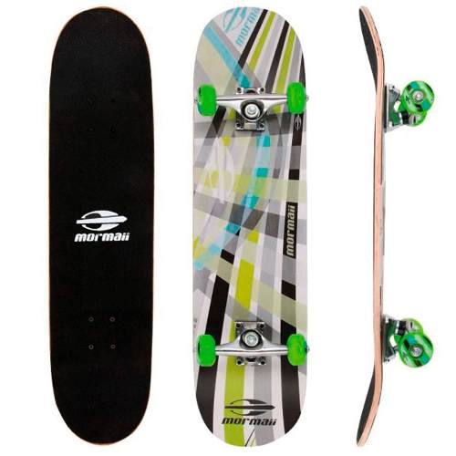 Skate Chill Street Completo Profissional Mormaii - Abec5 90a