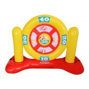 Brinquedo Inflável Para Piscina Tiro Ao Alvo Intex
