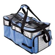Bolsa T�rmica Ice Cooler 48 Litros Mor At� 64 Latas - Viagem