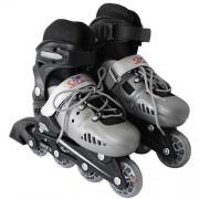 Patins In-line Roller Premium Abec-5 Ajust�vel
