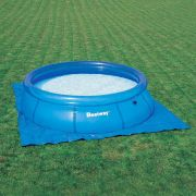 Forro Lona Piscina Inflável Estrutural 3,35 X 3,35 - Bestway