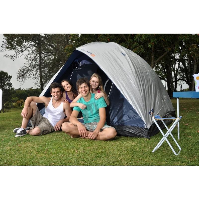 Barraca Camping Luna 6 Pessoas Mor 2,60 X 2,60