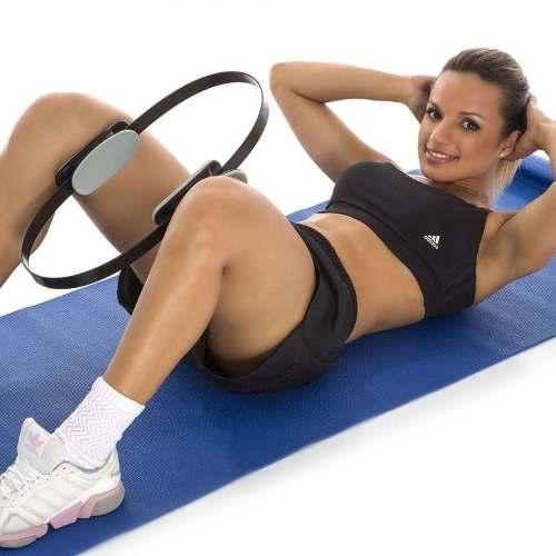 Anel De Pilates Arco Tonificador Circulo Mágico Acte Sports
