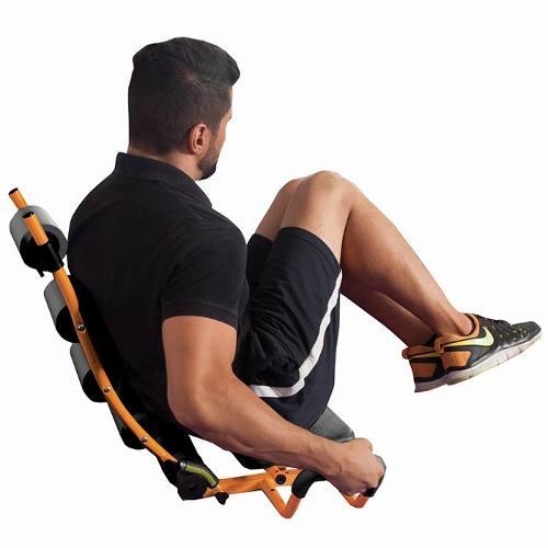 Aparelho Abdominal Acte Sports Ab Core Plus Com 3 Níveis E8