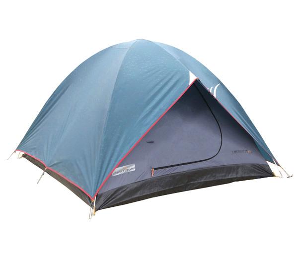 Barraca De Camping Nautika Cherokee Gt 3/4 Pessoas Tipo Iglu