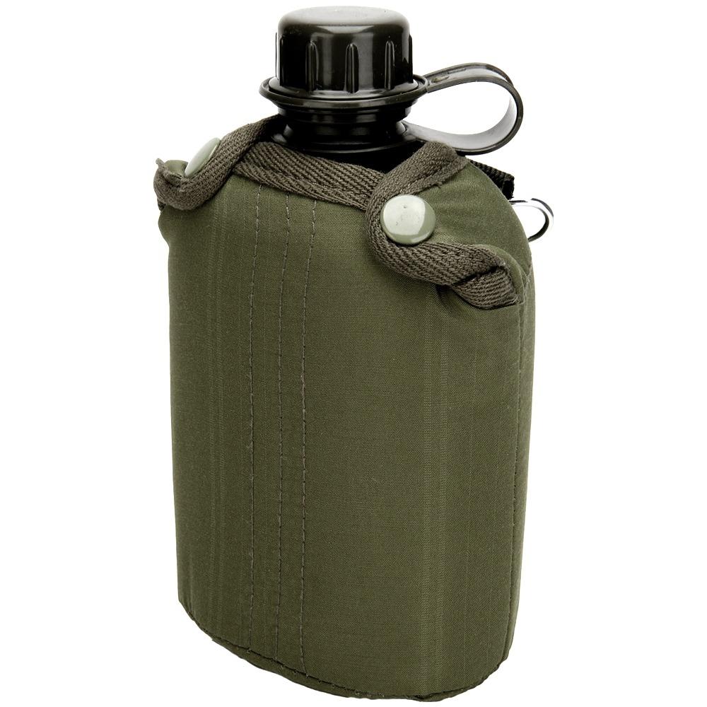 Cantil Plástico 900 ML Verde - Nautika
