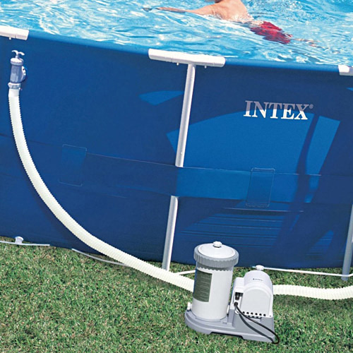 Piscina estrutural litros completa filtro 220v for Filtro piscina intex