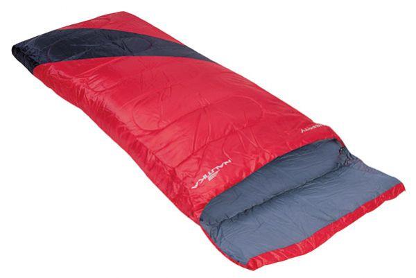 Saco De Dormir Camping Liberty 4ºc A 10ºc - Nautika + Sacola