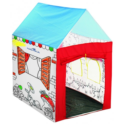 Barraca Infantil Play Collor para Colorir - Nautika