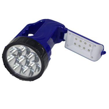 Lanterna Senior Recarregável 2 Tipo de Luz 8 LEDS - Nautika