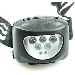 Lanterna de Cabeça Dragster 7 Leds - Nautika