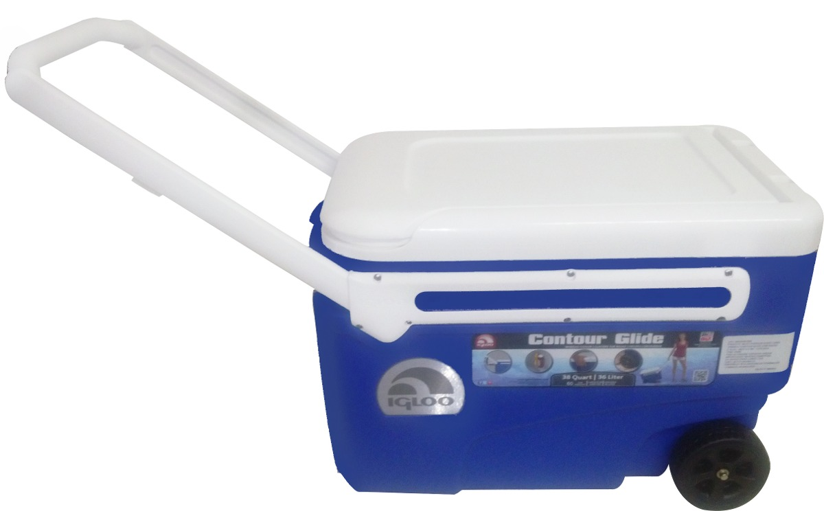 Caixa Térmica Cooler Contour Glide 36L - Igloo