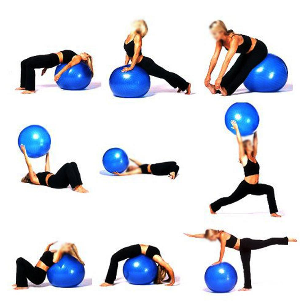 Bola de Massagem 65cm C/ Bomba Acte