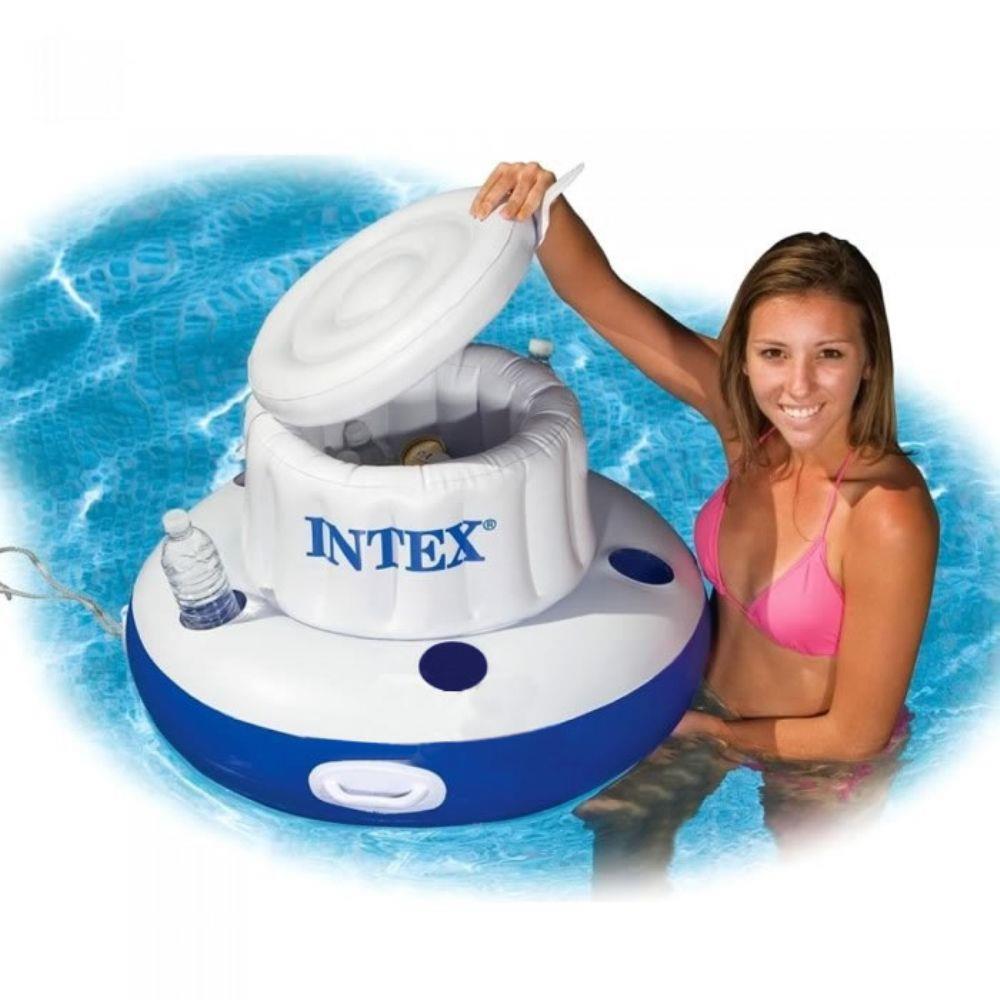 Bar Cooler Flutuante Intex 24 Latas - 58820