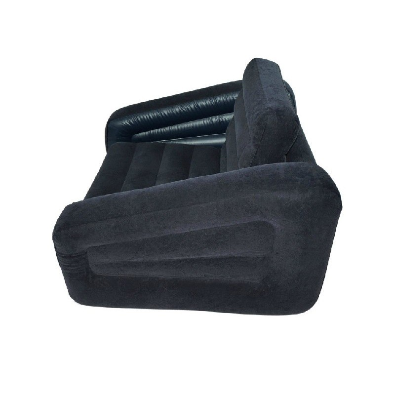 Sofá Poltrona Inflável Cama Luxo - Intex