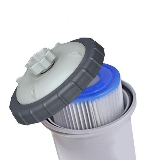 Bomba Filtrante Para Piscina 3785 L/h 110V  - Intex