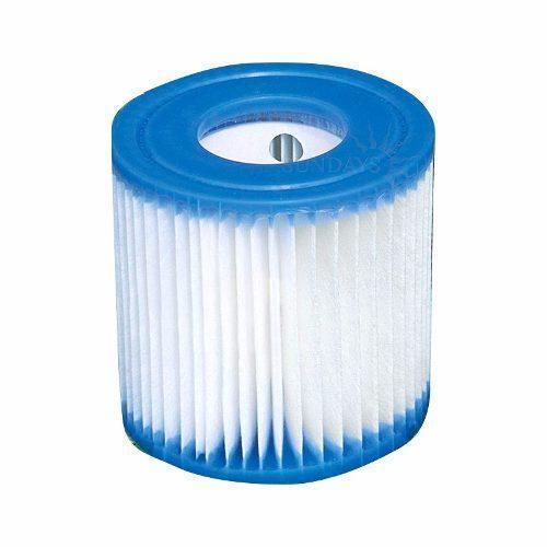 Refil Filtro P/ Bomba Filtrante 1250 Lh Modelo H - Intex