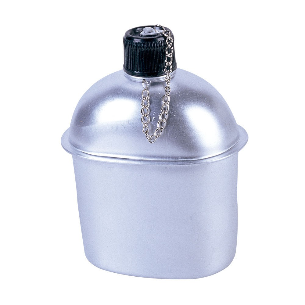 Cantil Aluminio 900 Ml com capa térmica - Nautika