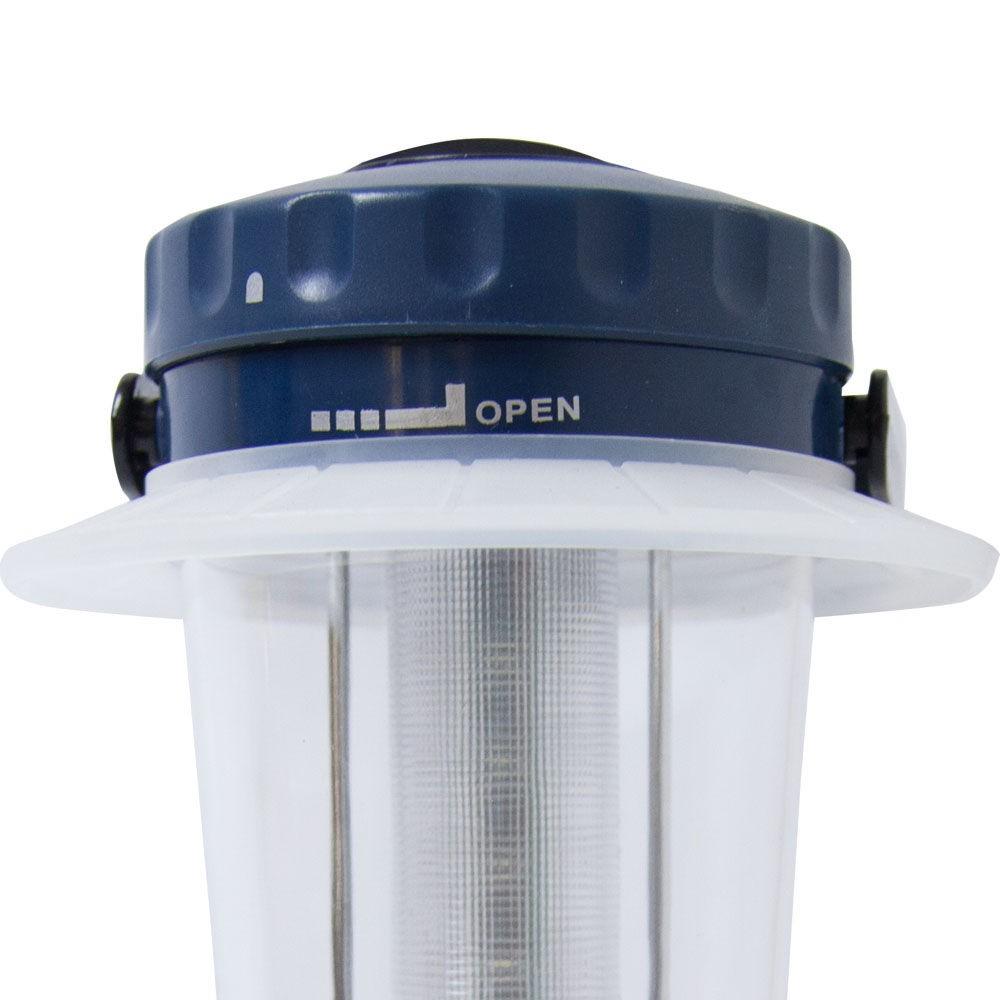 Lampião a pilha 20 LEDS 50 lumens - Nautika