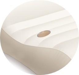 Colchão Inflável Wave Lounge Branco - Intex