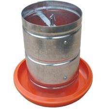Comedouro tubular 20 kg  - Agrodove