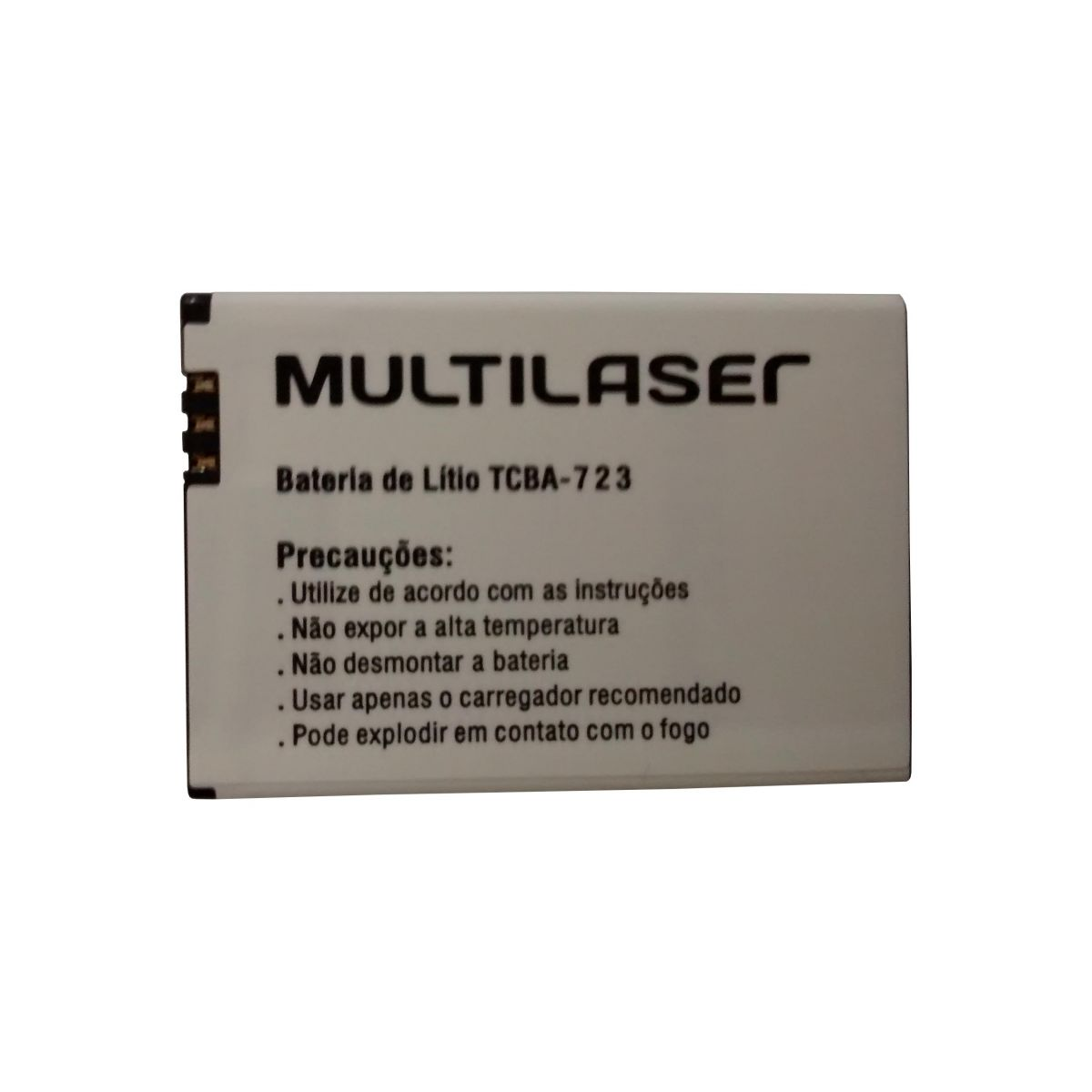 Bateria TCBA - 723 para Smartphone Multilaser MS2