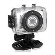 Câmera Multilaser Filmadora Esporte Prova D'agua 14MP Filmagem em HD - Bob Burnquist - DC180