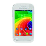 Smartphone MS2 Dual Chip, Android, C�mera 3MP Multilaser P3291 Branco