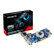 Placa de V�deo R5 230 1gb Ddr3 Low Profile Pcie Gigabyte Gv-r523d3-1g