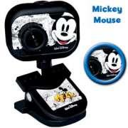 Web Cam Disney 2.0mp Clone USB Mickey Mouse 10024